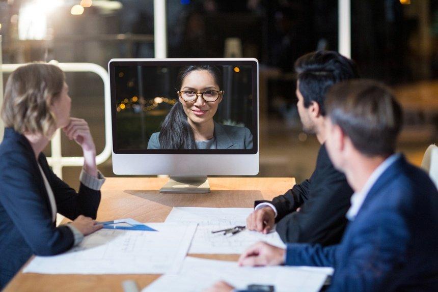 como realizar videoconferencias