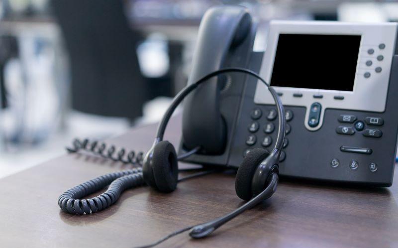 teléfono para voz por ip